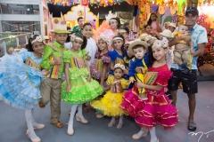 Festival de Quadrilhas Infantis Shopping Benfica