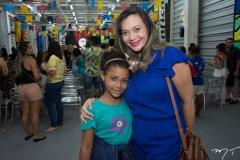 Letícia e Wedna Rodrigues