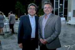 Airton Gonçalves e Sérgio Veras