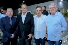 Alexandre Adolfo, Beto Studart, Cláudio Targino e José Antunes