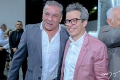 Cláudio Silveira e Fabiano Piúba