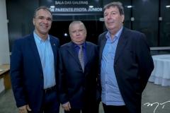 Eduardo Neves, Alexandre Adolfo e Heitor Studart