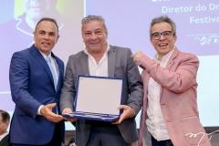 Elano Guilherme, Cláudio Silveira e Fabiano Piúba