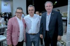 Fabiano Piúba, Assis e Ricardo Cavalcante