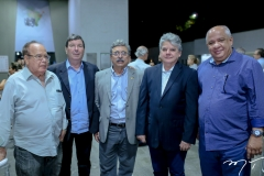 Guilherme Guimarães, Heitor Studart, Roberto Sérgio, Chico Esteves e Pedro Alfredo