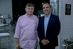Herbert Melo e Eduardo Neves