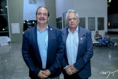 Luciano Holanda e Hélio Beltrão