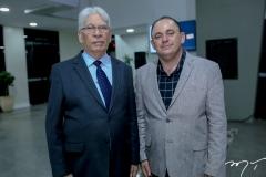 Manoel Holanda e Jucélio Silva