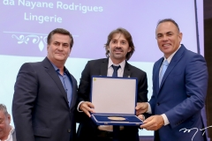 Manoel Trajano, Rodrigo Lima e Elano Guilherme