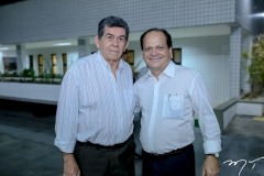 Orlando Siqueira e Fernando Ximenes