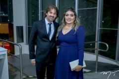 Rodrigo e Ana Lima