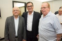 Aluisio Ramalho, Beto Studart E Guilherme Guimarães