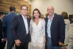 Beto Studart, Márcia E Fernando Travessoni