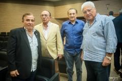 Claudio Targino, Marcos Montenegro, Alfredo Costa E Valdir Diogo