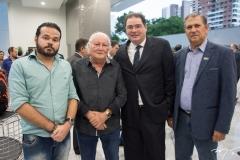 Demetrio Jorge, Chico Barreto, Roberto Ramos E Paulo Gurgel