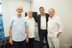 Dinalvo Diniz, José Antunes ,Ricardo Petral E Edmilson Lima