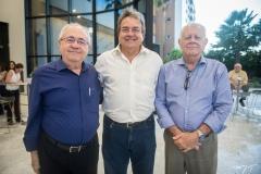 Eduaardo Bezerra, Valter Bardavio E Flavio Saboia