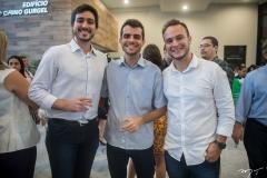 Emanuel Maia, Denis Mourão E Anderson Ramos