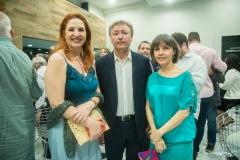 Enid Câmara, Maurício Filizola E Circe Jane
