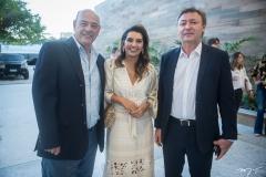 Fernando, Márcia Travessoni E Maurício Filizola