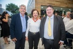 Lélio Matias, Malu Correia E Roberto Pires