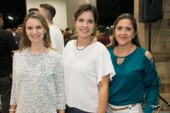 Lais Bertoso, Roberta Pinheiro E Isaura Bernadinho