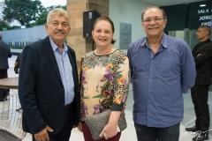 Lelio Matias, Ethel Whitehurst E Paulo Aragão