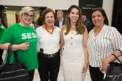 Loredana Sofia, Malu Correa, Edvania Brilhante e Rita De Cassia