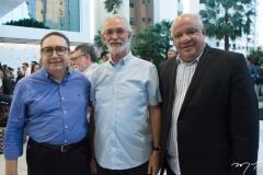 Luiz Eduardo Moraes, Dinaldo Diniz E Pedro Alfredo