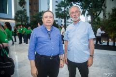 Luiz Eduardo Morais e Dinalvo Diniz