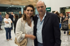 Márcia e Fernando Travessoni