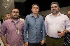 Marcos Renan, Igor Cabral E Felipe Braga