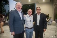 Ricardo Cavalcante, André Montenegro E Beto Studart