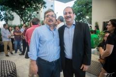 Roberto Teles E Paulo André Holanda