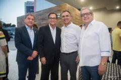 Sampaio Filho, Beto Studart, Eduardo Neves e Fred Fernandes