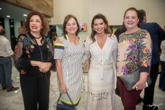 Vania Duma, Ana Studart, Márcia Travessoni e Ethel Whitehurst