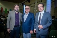 Élcio Batista, Fernando Ximenes E Edilberto Pontes