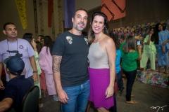 Davi Teixeira E Larissa Alves