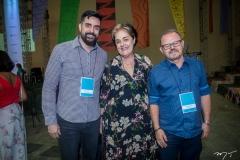 Gustavo Coelho, Mercedes Urquiza E Marcos Bernardes