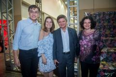 Hugo Figueirodo, Mônica Costa, Marconi Lemos E Suzete Nunes