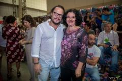 Roberto Freire E Suzete Nunes