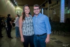 Tarciane Nogueira E Rogério Pinheiro