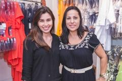 Ana Paula Castro e Márcia Castro