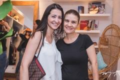 Laís Dalva e Rita Martins