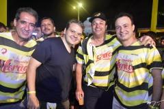 Carlos Barbosa, Tasso Ary, e Danilo Serpa