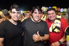 Ismael Rossas, Yuri Cordeiro e Daniel Paiada
