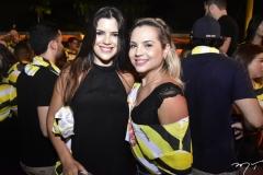 Juliana Meireles e Risangela Lima