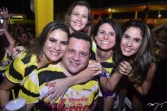 Luciana e Augusto Borges, Ticiana Sidrim, Maria Machado e Maria Fiuza