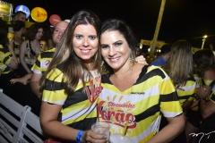 Marina Albuquerque e Luciana Borges