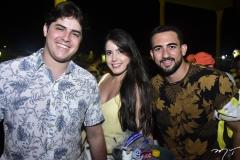Rafael Aguiar, Brenda Dias e Dartian Dias